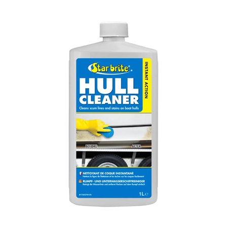 Starbrite Instant Hull Cleaner 1ltr  - Click to view a larger image