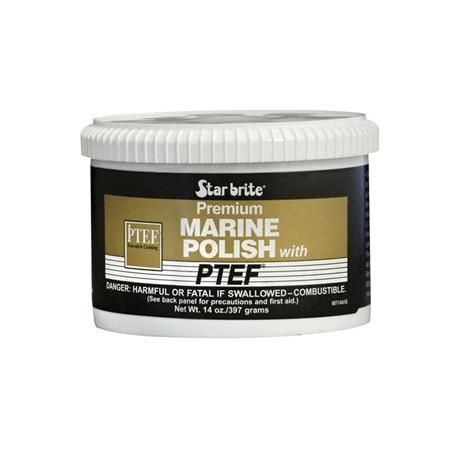 Starbrite Premium Marine Polish with PTEF