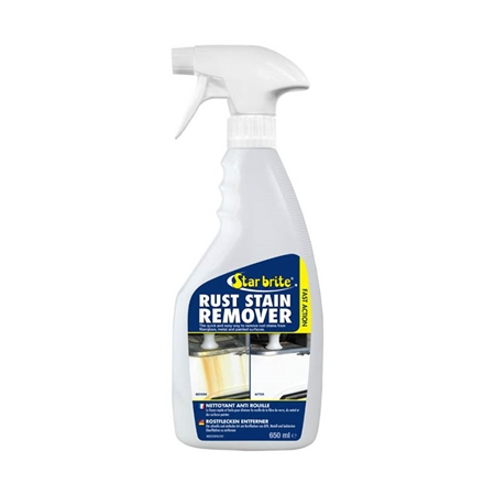 Starbrite Rust Stain Remover 650ml  - Click to view a larger image
