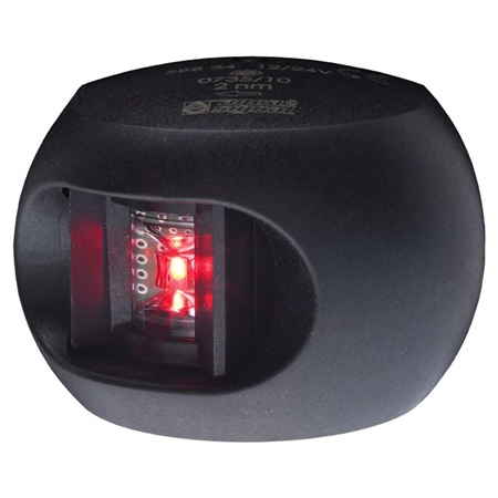 Aquasignal Series 34 LED Port Navigation Light  - Click to view a larger image