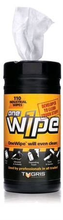Tygris OneWipe 110 Tub  - Click to view a larger image