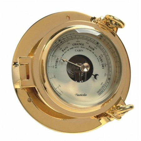Nauticalia Cabin Barometer  - Click to view a larger image