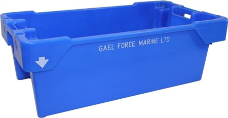 Gael Force Plastic Stackable Fish Box (C1)  - Click to view a larger image