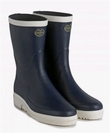 Le Chameau Marine Low Boots  - Click to view a larger image