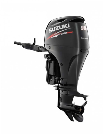 Suzuki 90hp Outboard Engine - DF90ATL Long Shaft  - Click to view a larger image