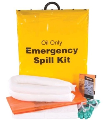 Tygris On the Go 15ltr Emergency Oil Spill Kit  - Click to view a larger image