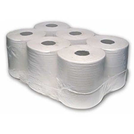 Gael Force Centre Feed 2ply (White) Case of Six (C1)  - Click to view a larger image