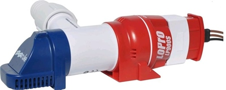 Rule LoPro LP900S Automatic Submersible Pump  - Click to view a larger image