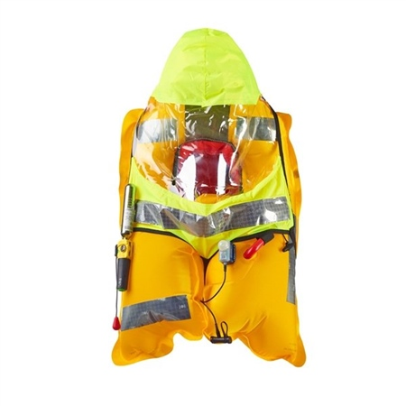 Crewsaver Crewfit 165N Sport Pouch Spray Hood  - Click to view a larger image