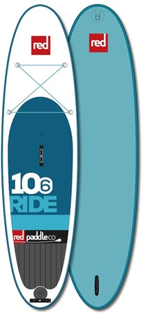 """Red Paddle 10'6"""" Ride SUP Package  - Click to view a larger image"""