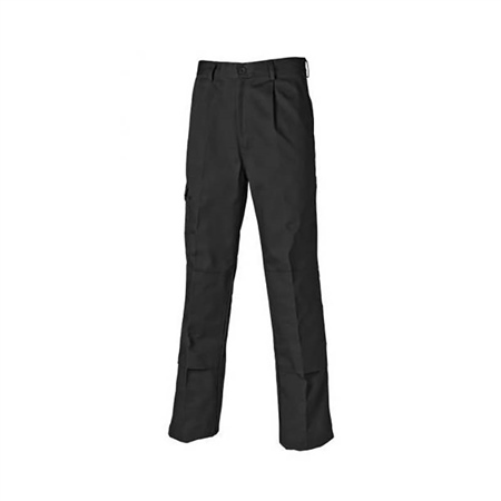 Dickies Redhawk Super Work Trousers - Black  - Click to view a larger image