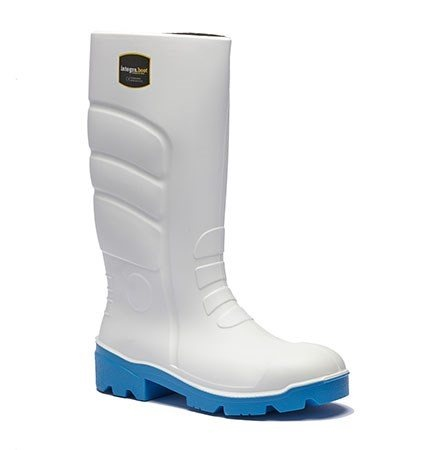 Integra Fortis White Wellington Boot (C1)  - Click to view a larger image