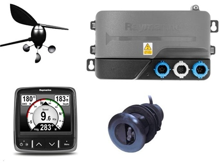 Raymarine i70 Multifunction System Pack  - Click to view a larger image