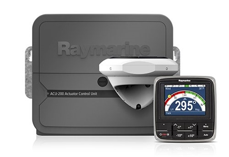 Raymarine EV-200 Hydraulic Pack  - Click to view a larger image