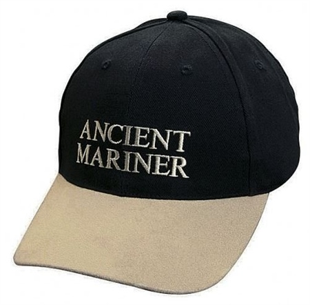Nauticalia Yachting Cap - Ancient Mariner  - Click to view a larger image