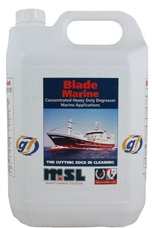 MSL Blade Marine Heavy Duty Degreaser  - Click to view a larger image