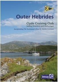 Imray Outer Hebrides - Clyde Cruising Club