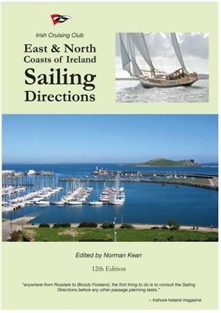 Irish Cruising Club Coasts of Ireland Sailing Directions  - Click to view a larger image