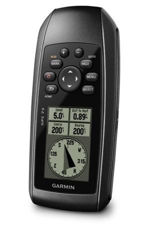 Garmin GPS 73 Handheld Navigator  - Click to view a larger image