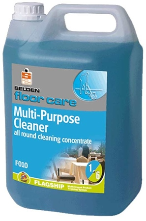 Gael Force Multi-Purpose Hard Surface Cleaner 5ltr  - Click to view a larger image