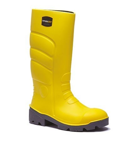 Integra Fortis Yellow Wellington Boot (C1)  - Click to view a larger image