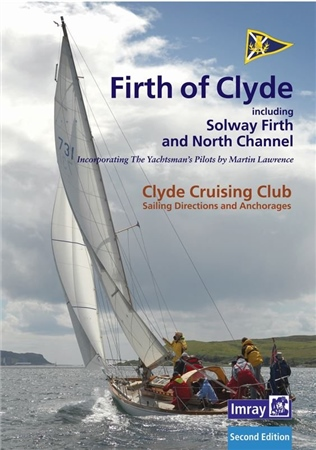 Imray Firth of Clyde Pilot - Clyde Cruising Club  - Click to view a larger image