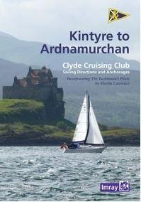 Imray Kintyre to Ardnamurchan - Clyde Cruising Club