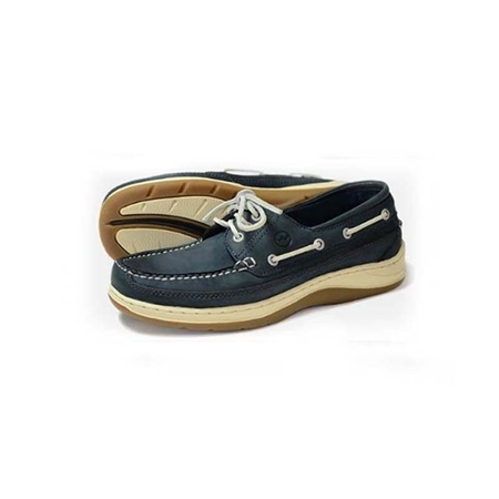 Orca Bay Mens Deck Shoe - Squamish Navy  - Click to view a larger image