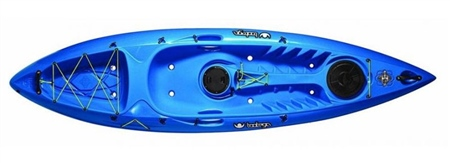 Tootega Kinetic 100 Hydrolite Kayak  - Click to view a larger image