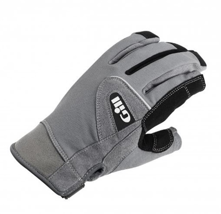 Gill Deckhand Gloves Short Finger - 2017 Design  - Click to view a larger image