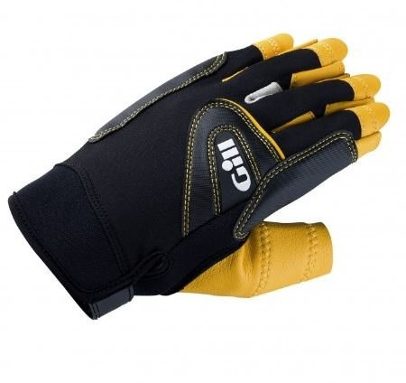 Gill Short Finger Pro Gloves - 2017 Design  - Click to view a larger image