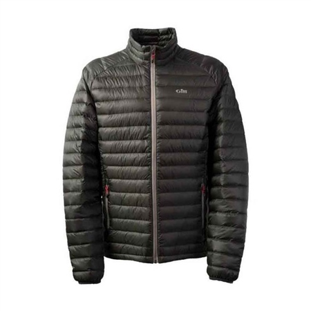 Gill Men's Hydrophobe Down Jacket  - Click to view a larger image