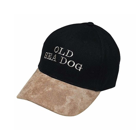 Nauticalia Yachting Cap - Old Sea Dog  - Click to view a larger image