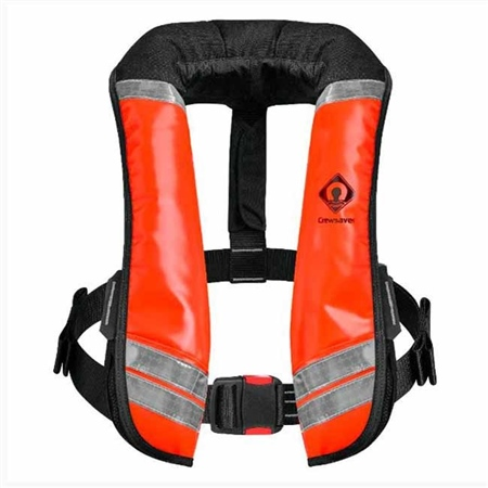 Crewsaver Crewfit 150N XD Wipe Clean Lifejacket  - Click to view a larger image