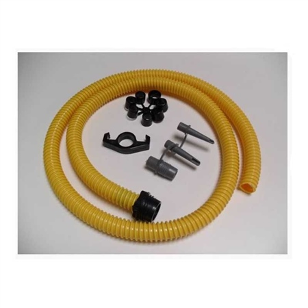 IBS Bravo Hose with Fittings  - Click to view a larger image
