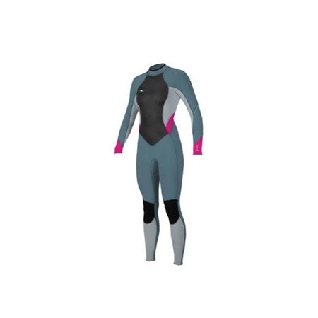 O'Neill Women's Bahia 3/2mm Wetsuit - Berry  - Click to view a larger image