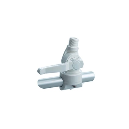 Glomex Reinforced Nylon Pulpit Rail Swivel Mount  - Click to view a larger image