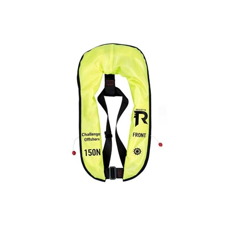 Regatta of Norway Challenger Offshore Lifejacket - 150N Auto Solas  - Click to view a larger image