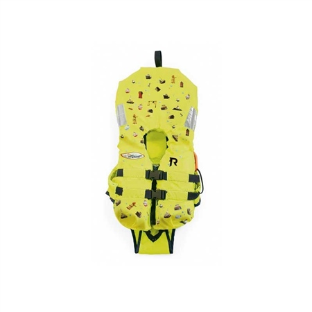 Regatta of Norway Elias Soft Baby Lifejacket  - Click to view a larger image