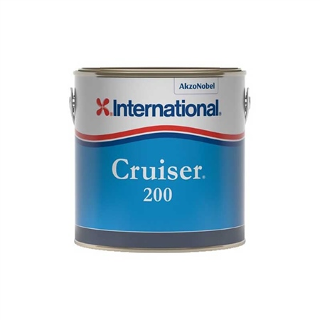 International Cruiser 200 Antifouling 2.5L  - Click to view a larger image