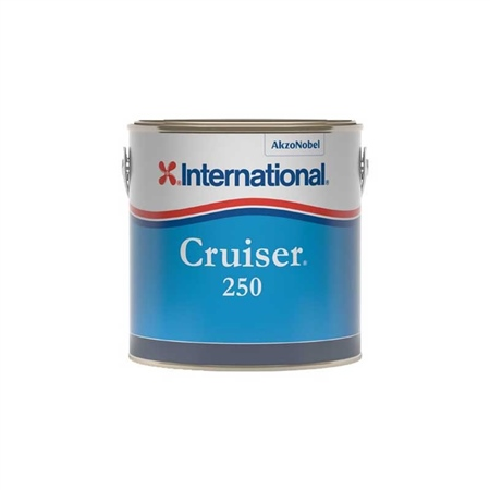 International Cruiser 250 Antifouling 3L  - Click to view a larger image