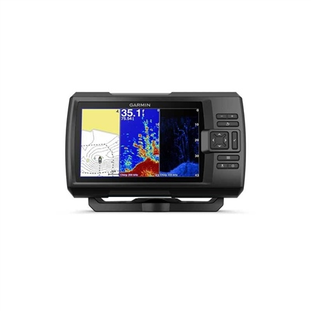 Garmin Striker Plus 7cv with GT20-TM Transducer  - Click to view a larger image