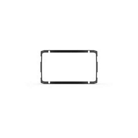 Garmin Flush Mount Kit for echoMAP Plus 65cv  - Click to view a larger image