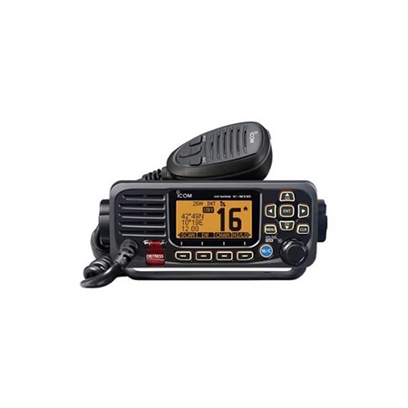 Icom IC-M330GE Fixed VHF/DSC Radio with GPS Receiver  - Click to view a larger image