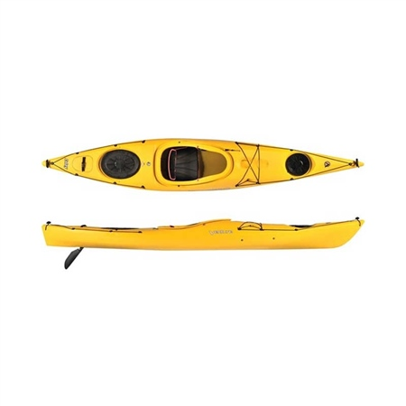 Venture Islay 12 TriLite Fit 4 Touring Kayak with Skeg  - Click to view a larger image