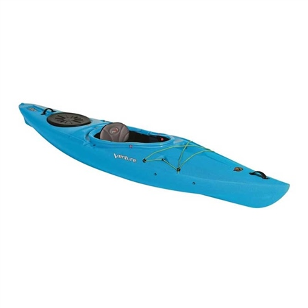 Venture Flex 11 Fit 4 Recreational Touring Kayak with Skeg  - Click to view a larger image