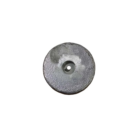 MME Disc Anode 160mm  - Click to view a larger image