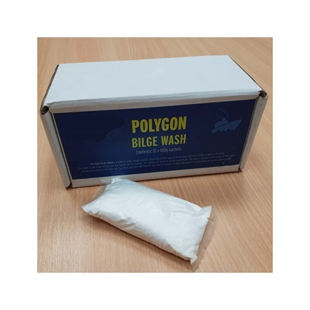 Polygon Eco Bilge Cleaner Sachets  - Click to view a larger image
