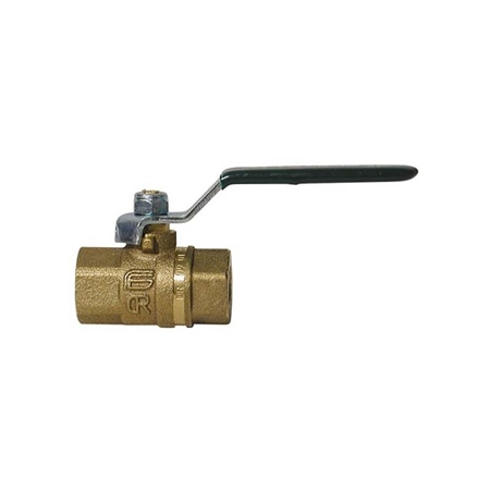 Gael Force DZR ISIS Brass Ball Valves  - Click to view a larger image