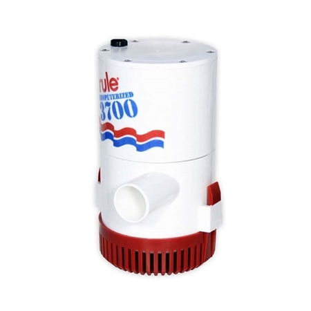 Rule 3700 Fully Automatic Submersible Pump  - Click to view a larger image